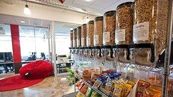 Les secrets du « free snacking »