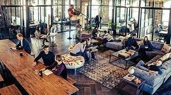 Coworking : la révolution des modes de travail en marche