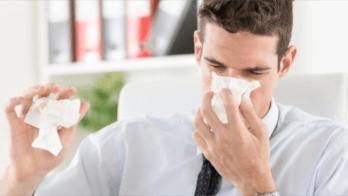 Allergènes, les bons gestes au bureau