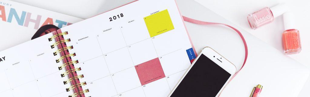 Déterminer la date d'un événement professionnel